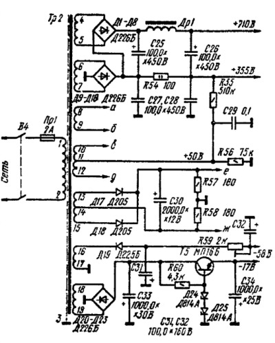 Circuit Design Of Low Frequency Tube Amplifiers Lovers Of Tube